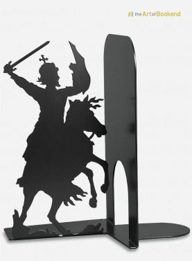 Le serre-livre la Bataille de Grunwald. Hauteur 19 cm