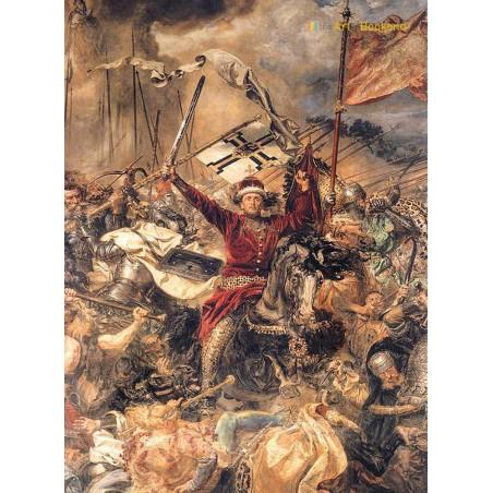 The Battle of Grunwald by Jan Matejko.