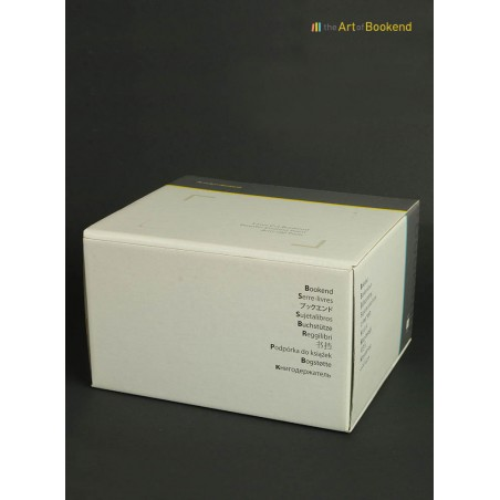 Special printed box for one (1) bookend