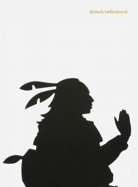 Indien Cherokee sous les traits de l'acteur américain West Studi.