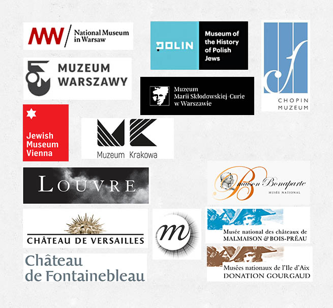 Museum references for the Art of Bookend - Boutiques de Musées