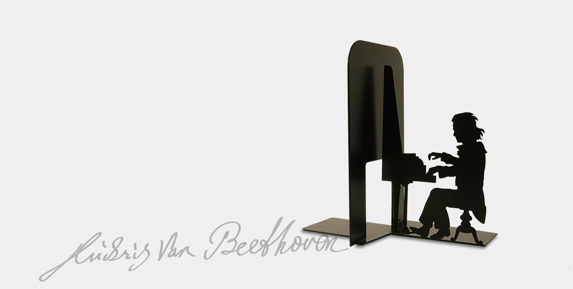 Bookends Ludwig van Beethoven